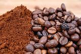 Caffee closeup