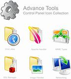 ADVANCE TOOLS ICONS