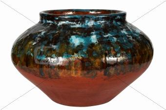 Beautiful ancient vase