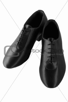 Men dance shoes