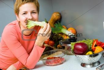 On diet
