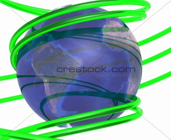 green wire earth