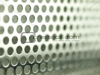 aluminum vent