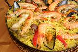 Reach paella