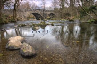 Bridge of reflections.