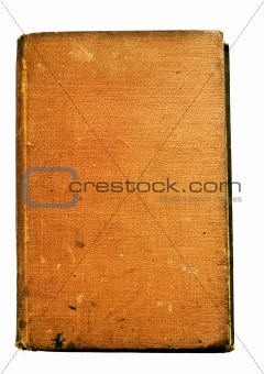 Old and worn book