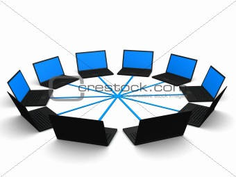 notebook network