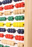Abacus beads