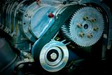 Hih performance car engine