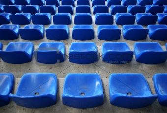 Image 889811 Stadium Seats From Crestock Stock Photos
