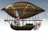 Ork Zeppelin