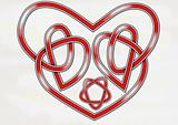 Celtic Heart Knot