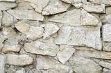 limestone wall texture