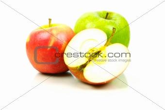Apple Halves
