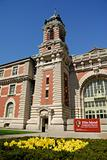 The immigration museum on Ellis Island, New York