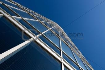 Ckyscraper windows