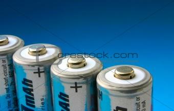 batteries macro