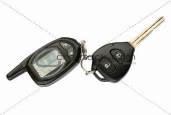 Car key and remote control