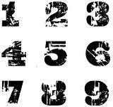 grunge number