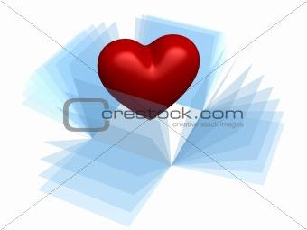 heart wrap