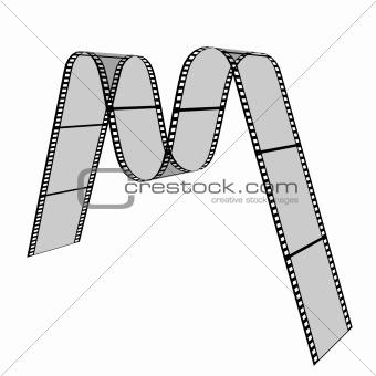 blank filmes movie symbol