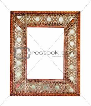 Frame oriental