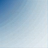 Dark halftone blue