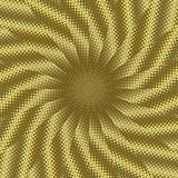 Golden sun dots