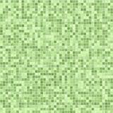 tiny green mosaic