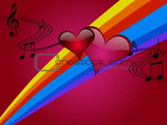 2 Hearts & Romantic Music 1