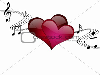 2 Hearts & Romantic Music 1