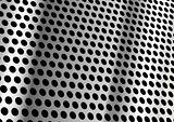 Metallic look background