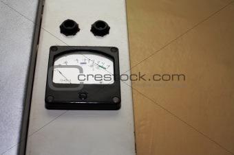old measuring tool