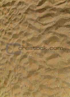 Black sea beach sand