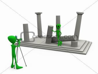 Alien Tourists