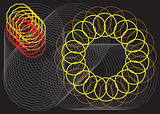 Scientific And Futuristic Patterns