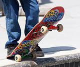 Skateboarder Lifestyle