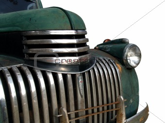 1946 pickup truck.