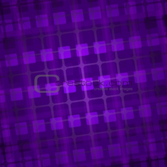 Background - Purple Squares