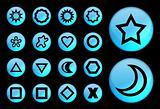 Stars and geometric