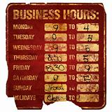 Business Hours Degraded