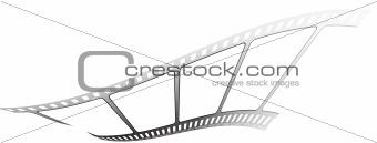 white film twist