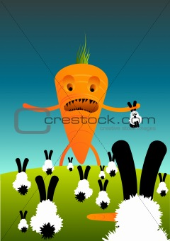 Carrots Vs Rabbits