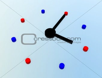 Clock 12