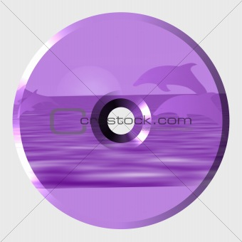 cd cover texture