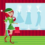 Holiday Elf Shopper