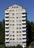 Block of flats.