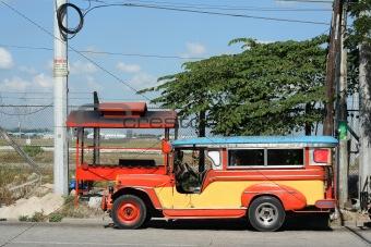 clark jeepney