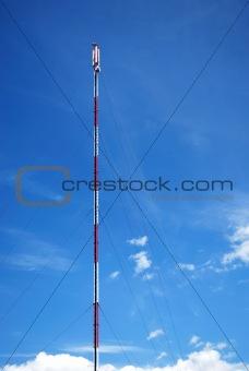 Mobile phone antenna