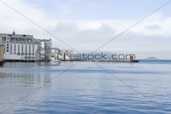 Alesund city